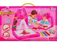 پروژکتور نقاشی , اسباب بازی دخترانه
