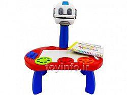 اسباب بازی پروژکتور نقاشی, اسباب بازی فروشی