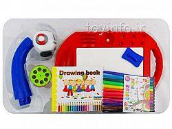 اسباب بازی پروژکتور نقاشی در بسته بندی