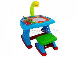 نقاشی کودک ,اسباب بازی خوب ,آموزش نقاشی, پروژکتور اسباب بازی