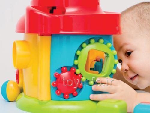 اسباب بازی عامل رشد مغزی کودک
