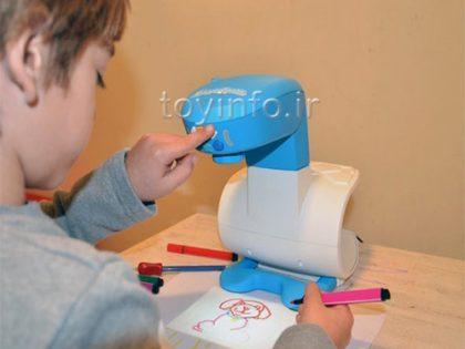 آموزش آسان نقاشی به کودکان