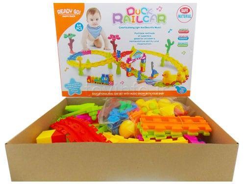 اسباب بازی و لگو ایستگاه قطار