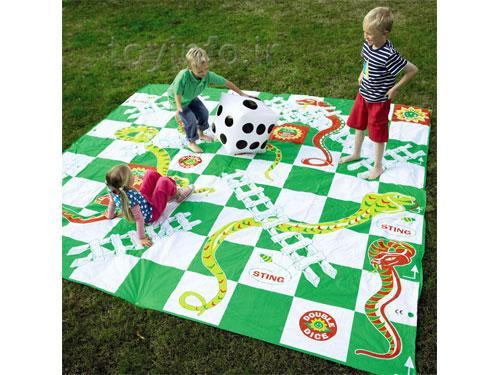 اسباب بازی فکری و پرتحرک برای کودکان پیش دبستانی