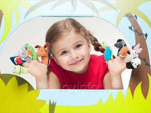 اسباب بازی نمایشی دخترانه برای کودک پیش دبستانی