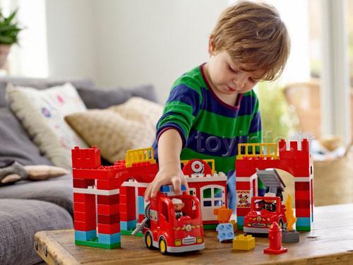 اسباب بازی پسرانه برای کودکان پیش دبستانی