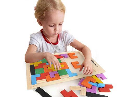 اسباب بازی فکری کاتامینو برای کودک پیش دبستانی