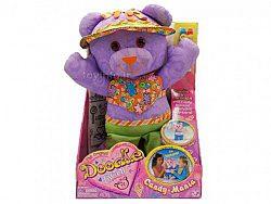 خرس نقاشی , عروسک خرس پارچه ای