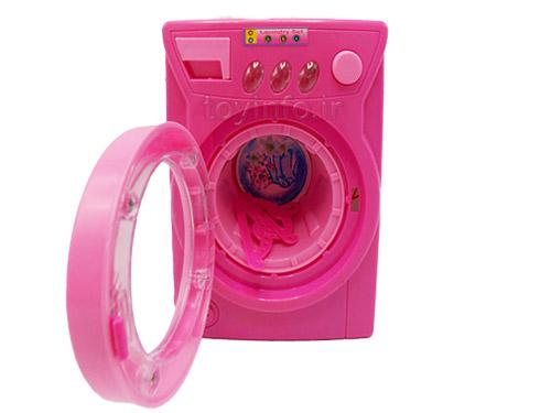ماشین لباسشویی با درب باز - لوازم خانگی دوتکه