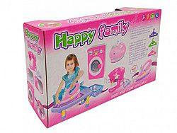 بسته بندی اسباب بازی دخترانه لوازم خانگی دو تکه از زاویه ای دیگر