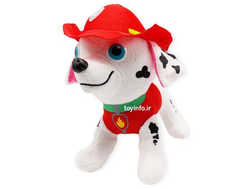عروسک پولیشی سگ مارشال
