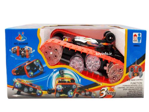 ماشین کنترلی تانکی , اسباب بازی پسرانه