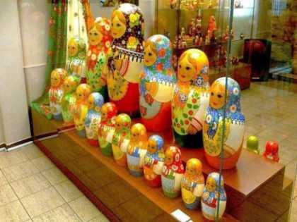 نگاهی به تحولات بازار اسباببازی روسیه