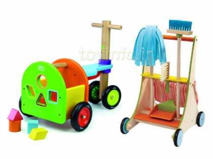 وسایل بازی چوبی را چگونه تمیز کنیم ؟