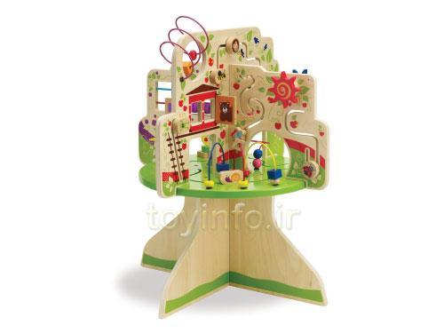 اسباب بازی های چوبی, نمونه ای از یک اسباب بازی چوبی کاربردی _ مهارتی