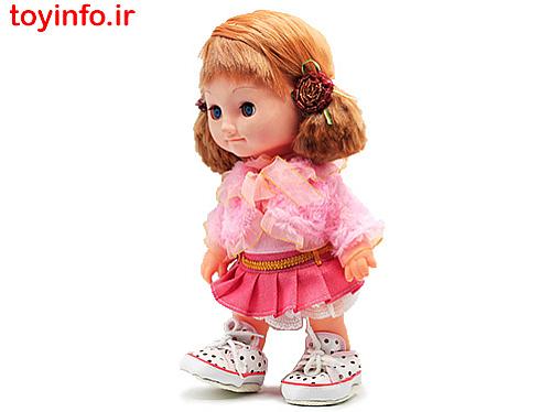 عروسک عسل خانوم ، عسل سخنگو