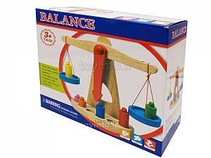 جعبه اسباب بازی آموزشی ترازو از زاویه ای دیگر