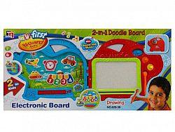 بسته بندی اسباب بازی تخته نقاشی موزیکال