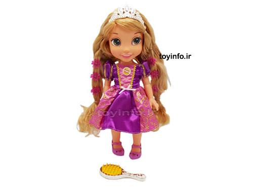 اسباب بازی دخترانه و عروسک گیسو کمند