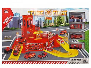 اسباب بازی ایستگاه آتش نشانی,اسباب بازی پسرانه