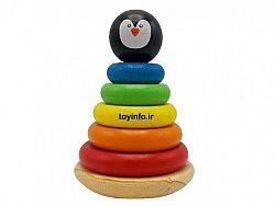 حلقه هوش تعادلی -اسباب بازی فکری آموزشی برای خردسالان ب
