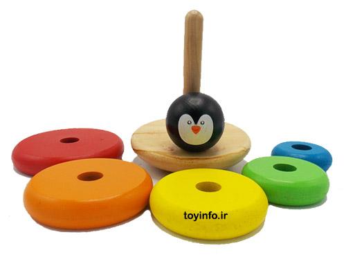 بازی فکری آموزشی حلقه هوش تعادلی