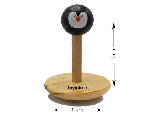 ابعاد و اندازه حلقه هوش تعادلی