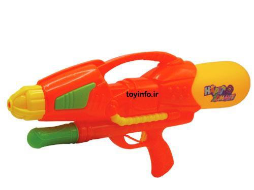 تفنگ آب پاش شکارچی , اسلحه اسباب بازی , اسباب بازی پسرانه