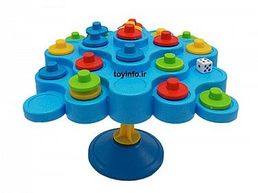 اسباب بازی فکری برج تعادل , بازی فکری دخترانه و پسرانه