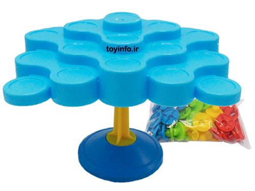 برج تعادل , بازی فکری
