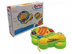 تلفن زیبا مناسب برای کودکان خردسال همراه با جعبه آن