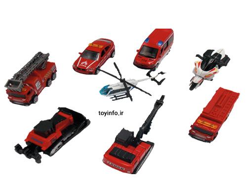 انواع ماشین های فلزی کوچک