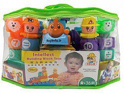 کیف اسباب بازی لگو 60 تکه مناسب برای کودکان خردسال