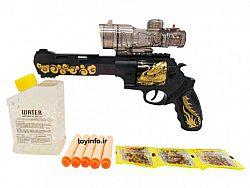 اسباب بازی تفنگ تیر ژله ای پسرانه