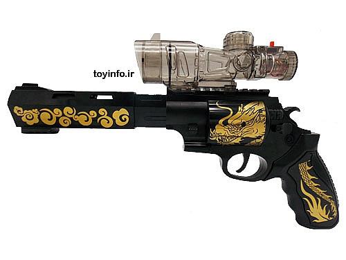 اسلحه اسباب بازی تفنگ تیر ژله ای در فروشگاه اینترنتی و آنلاین فروش اسباب بازی