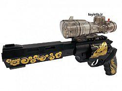 اسلحه اسباب بازی در اسباب بازی فروشی اینترنتی