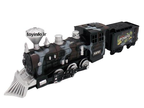 قطار نظامی بزرگ