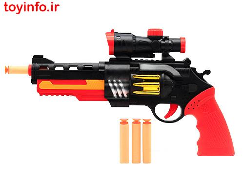 تفنگ تیر ژله ای 126
