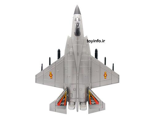 اسباب بازی کنترلی جت جنگنده