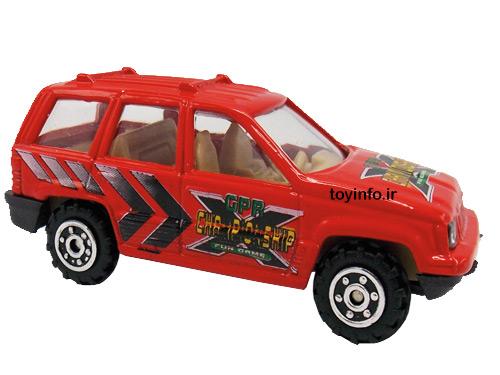 ماشین فلزی کوچک 10 تایی