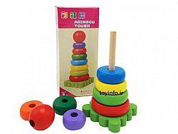 حلقه هوش چوبی , اسباب بازی چوبی