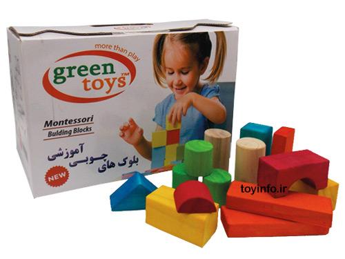 بازی فکری بکو چوبی 100 تایی