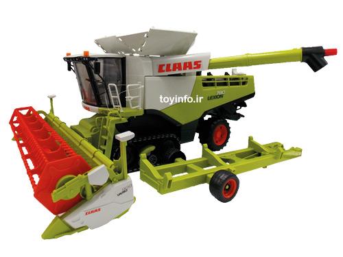 ماشین کمباین کشاورزی , اسباب بازی پسرانه