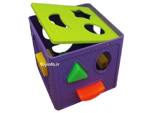جعبه اصلی مکعب فکری