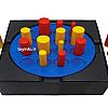 مهره ها و صفحه بازی فکری استراتژیک