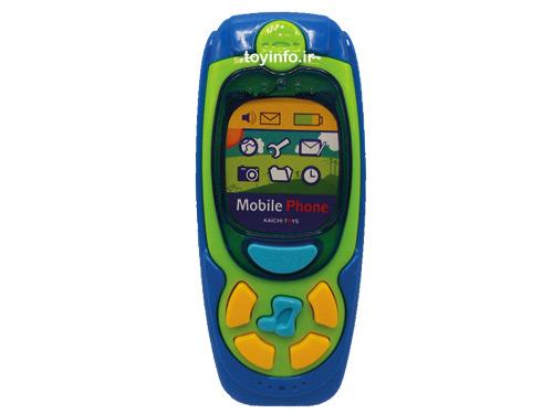 گوشی تلفن همراه یا موبایل موزیکال