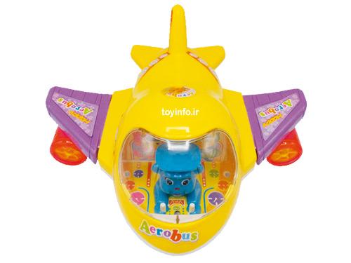 راننده هواپیما