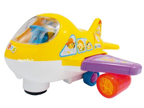 هواپیمای موزیکال جیمبو