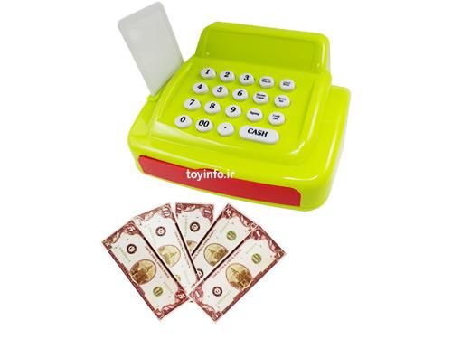 صندوق حسابداری و دستگاه کارتخوان