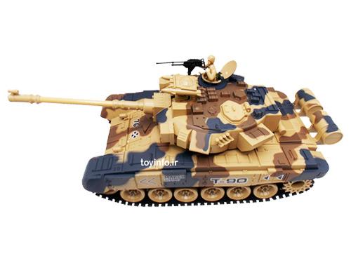 تانک کنترلی , اسباب بازی پسرانه